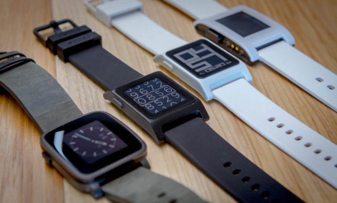 Pebble Smartwatches