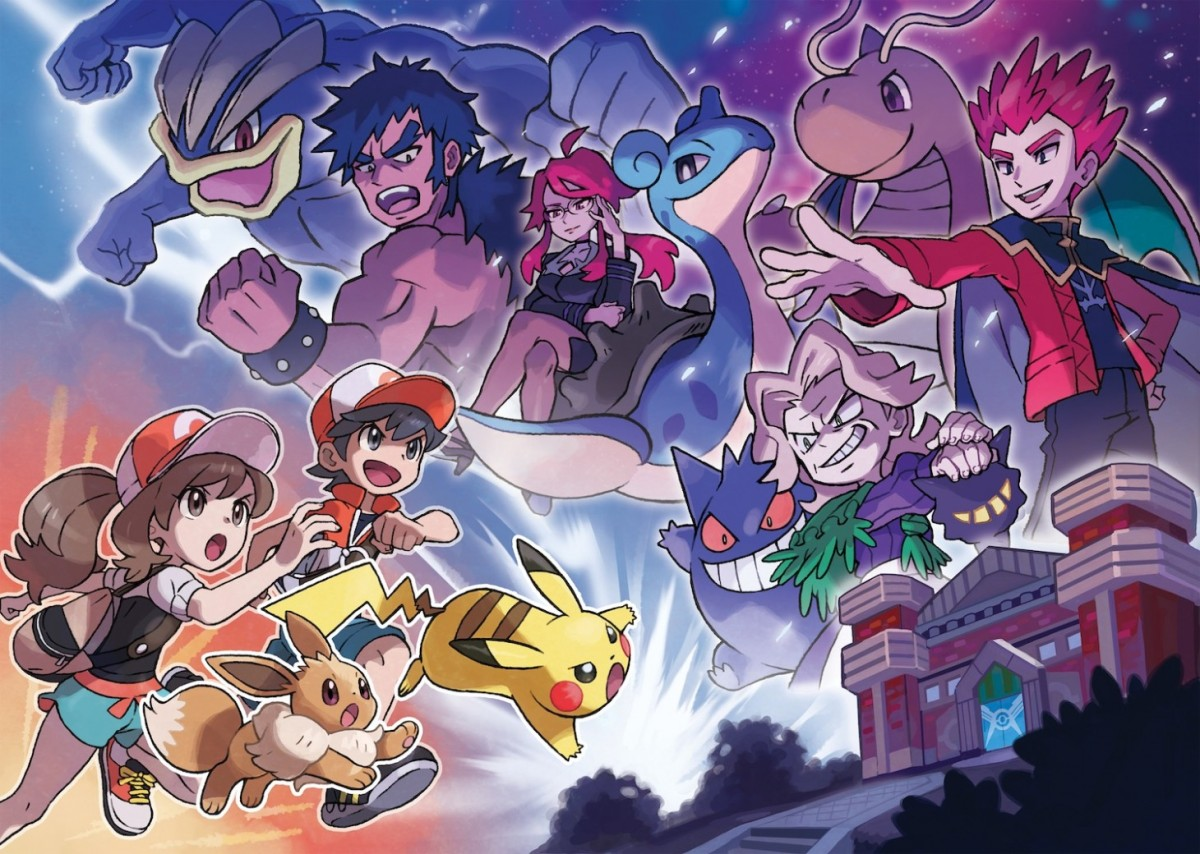 Build Your Pokemon Dream Team