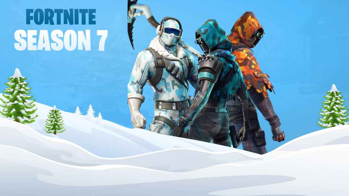 Fortnite gets Creative mode with the arrival of Season 7