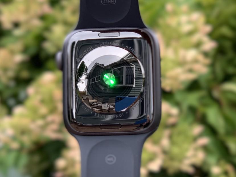 Αποτέλεσμα εικόνας για apple watch 4 optical sensor