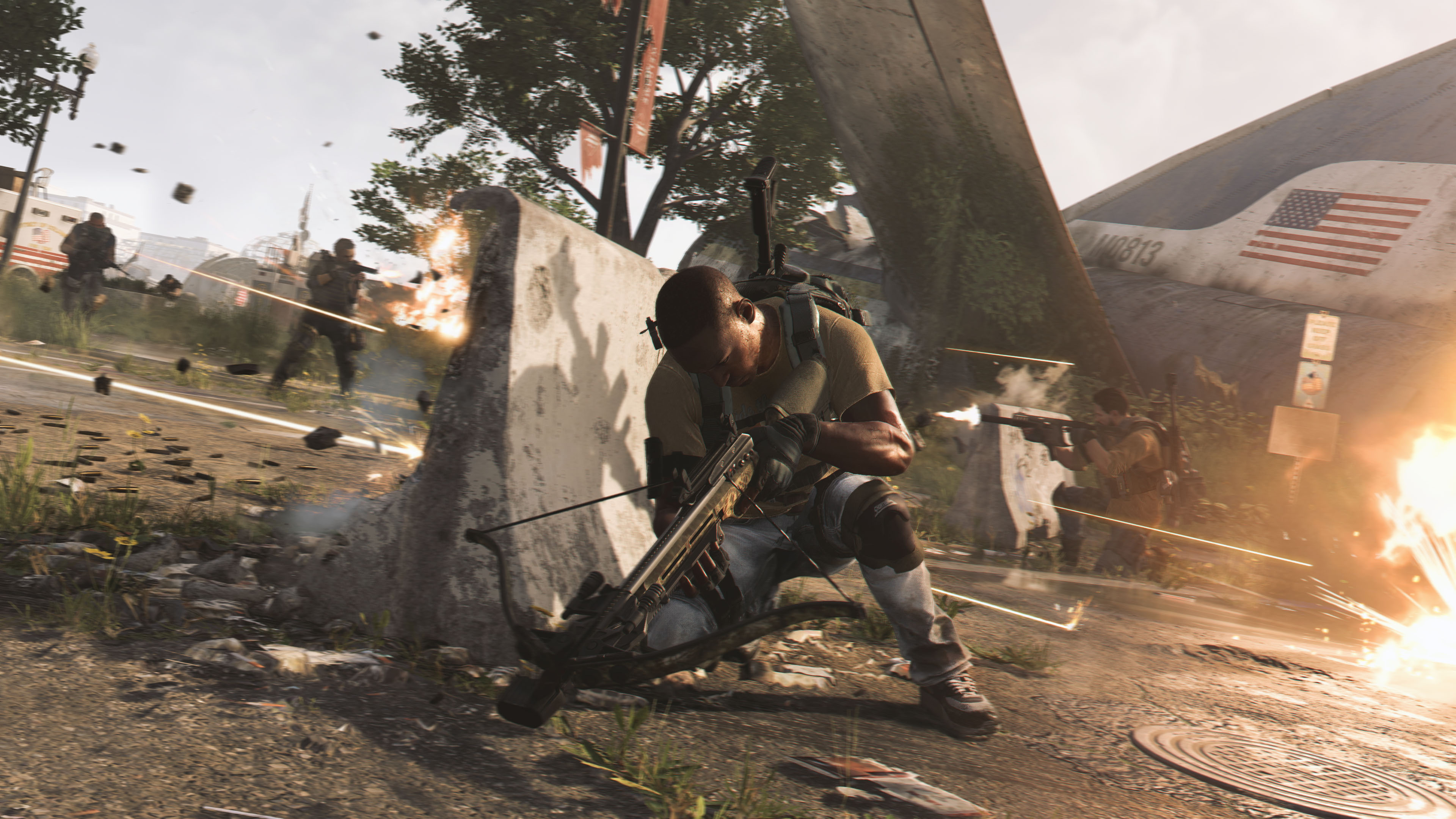 The Division 2 open beta begins on March 1