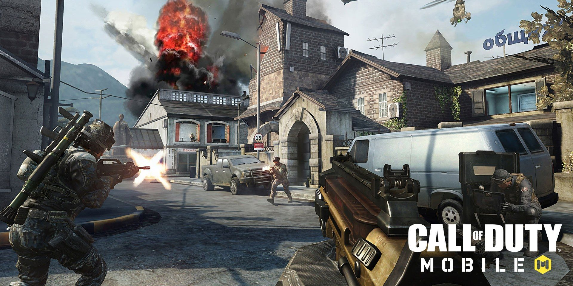 Call of Duty Mobile coming this week to Android and iOS