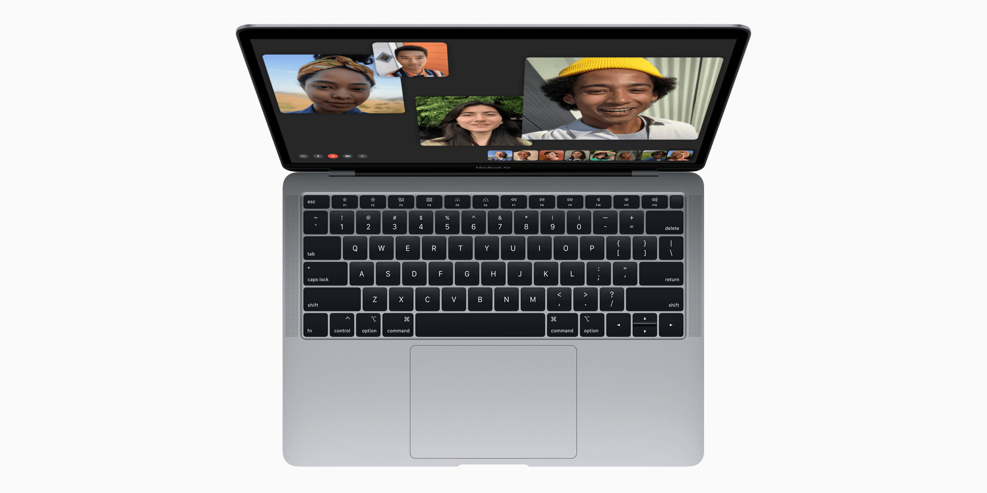 The new Macbook Air has 35% slower SSD compared to the older 2018 model
