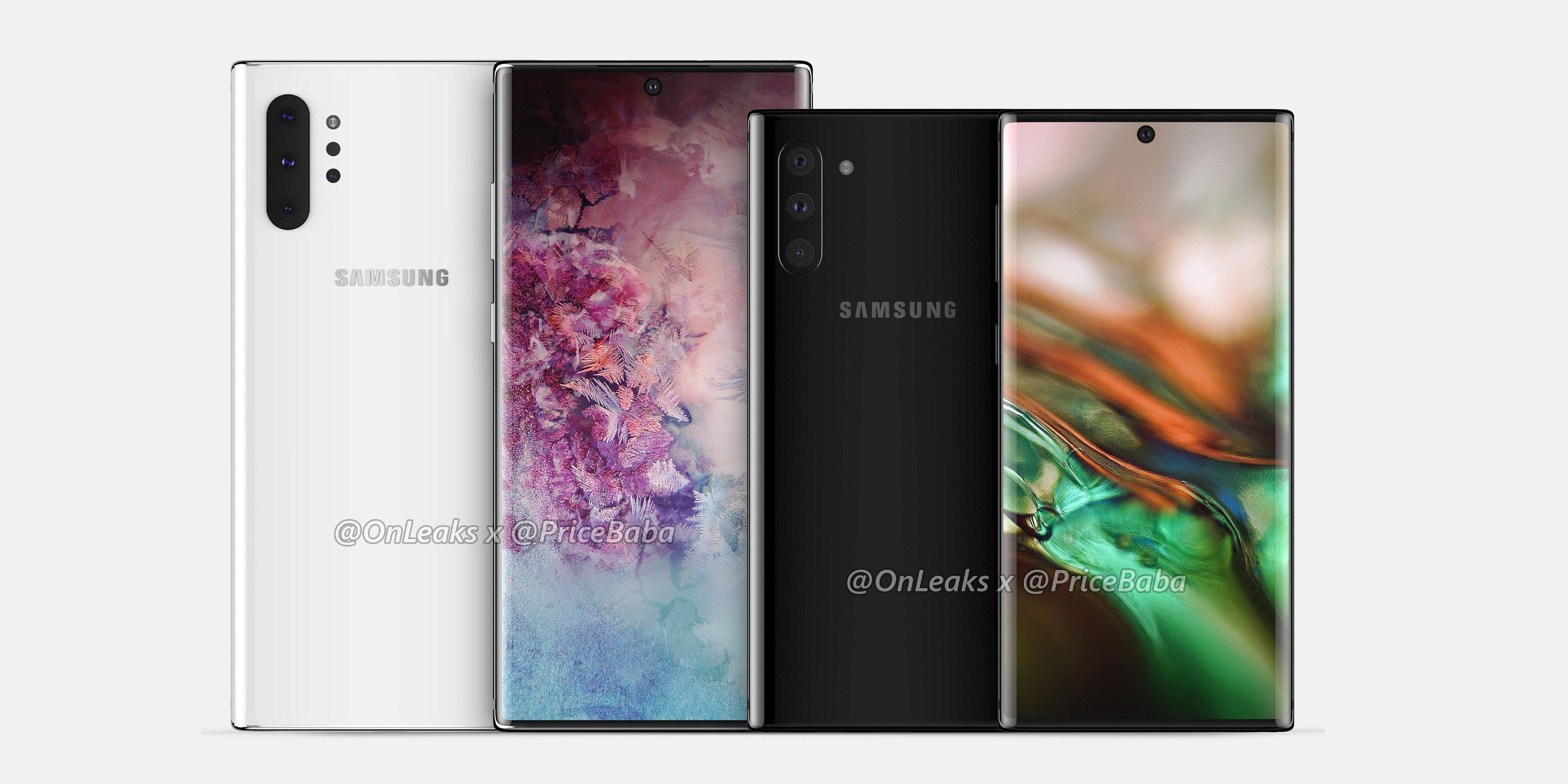 Everything we know about Samsung Galaxy Note 10