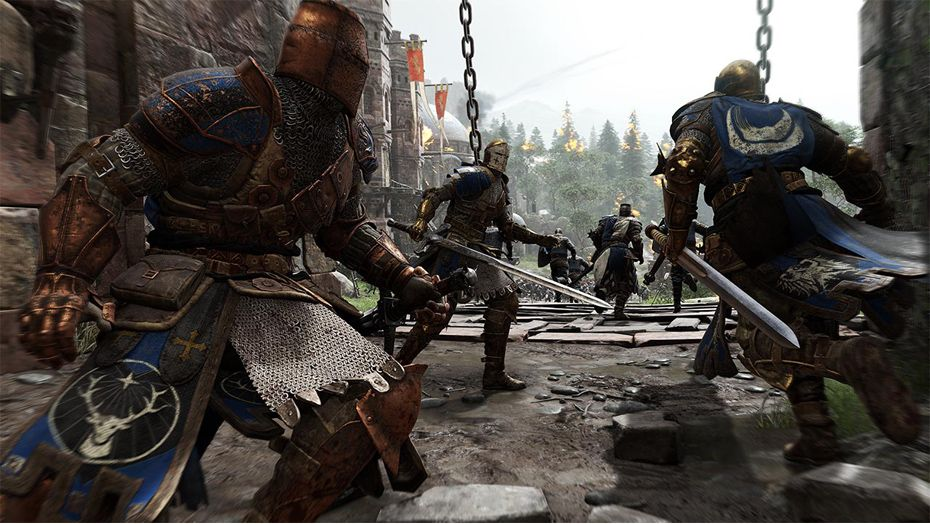 For Honor is free to download on PC from the next week