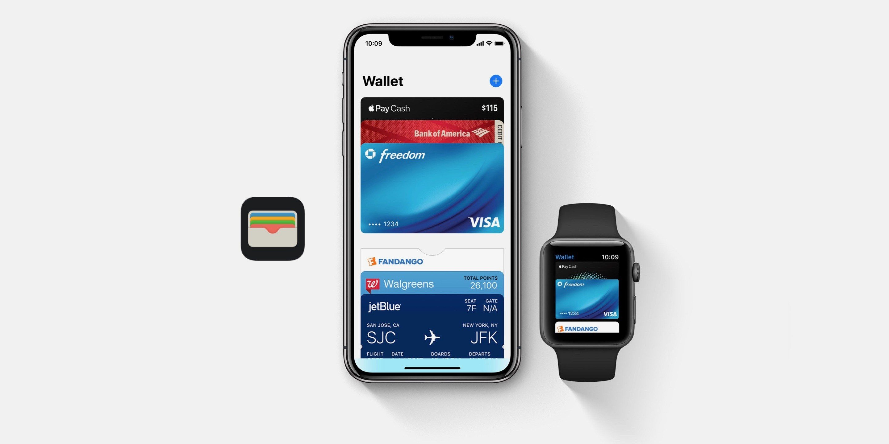 Apple Pay now supported for payment when riding the Miami-Dade Transit Metrorail