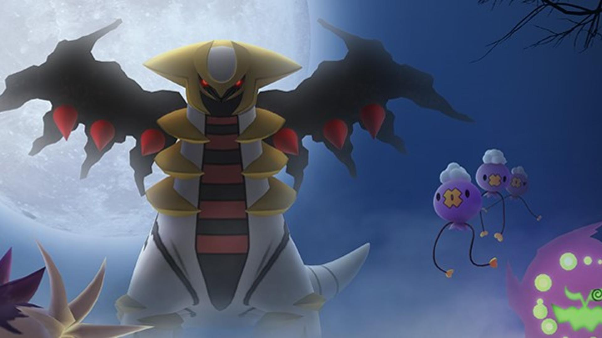 Altered Forme Giratina is returning to Pokémon Go raids with Shiny form