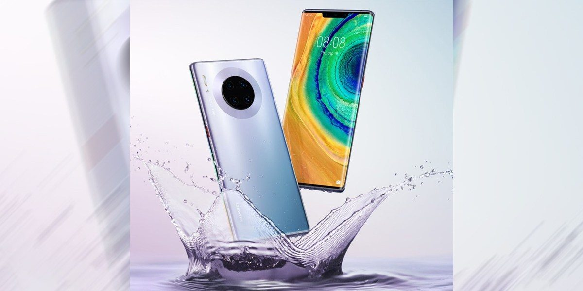 How to watch Huawei's Mate 30 event today?