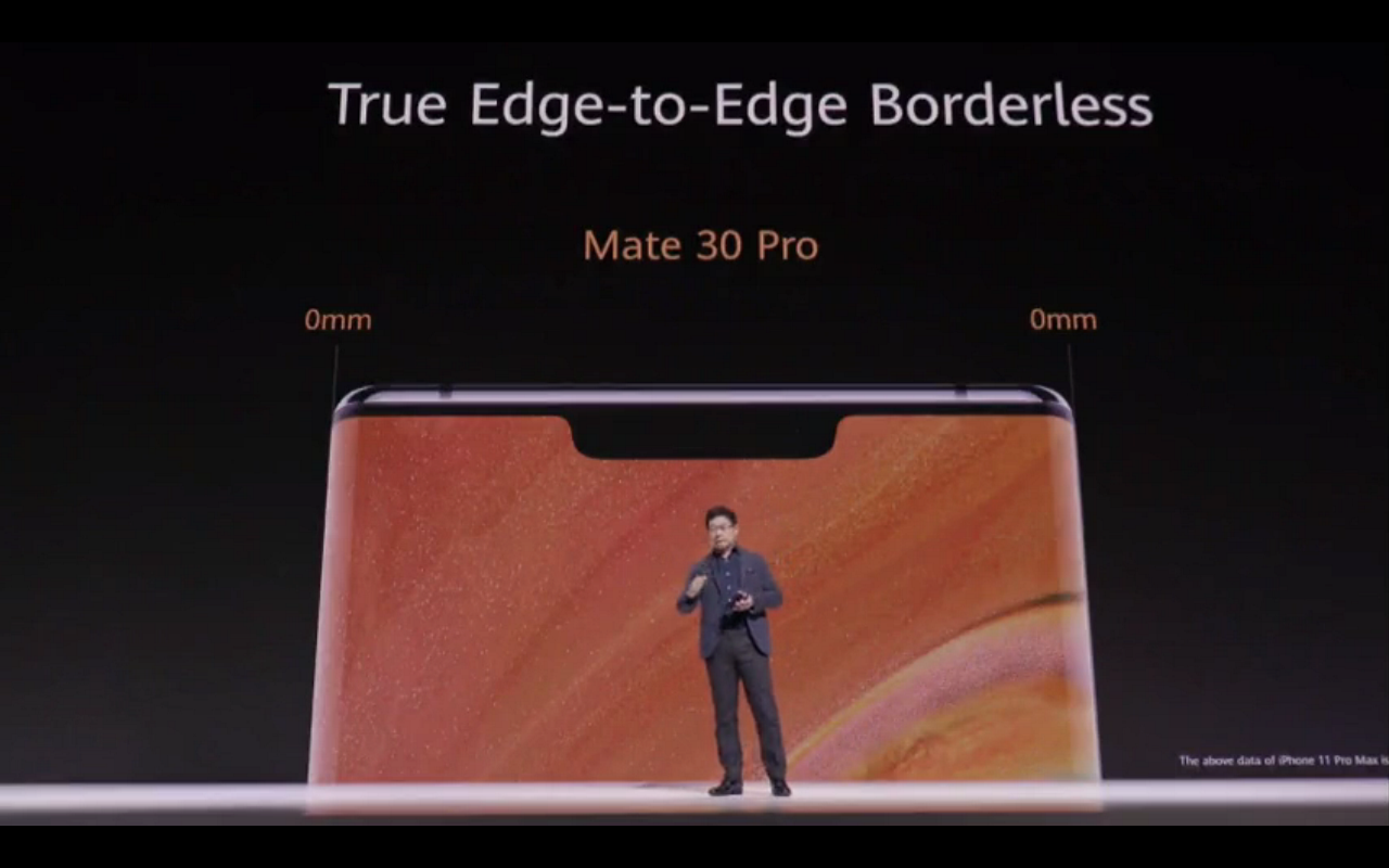 Huawei Mate 30 Pro is officially announced with no Google apps installed