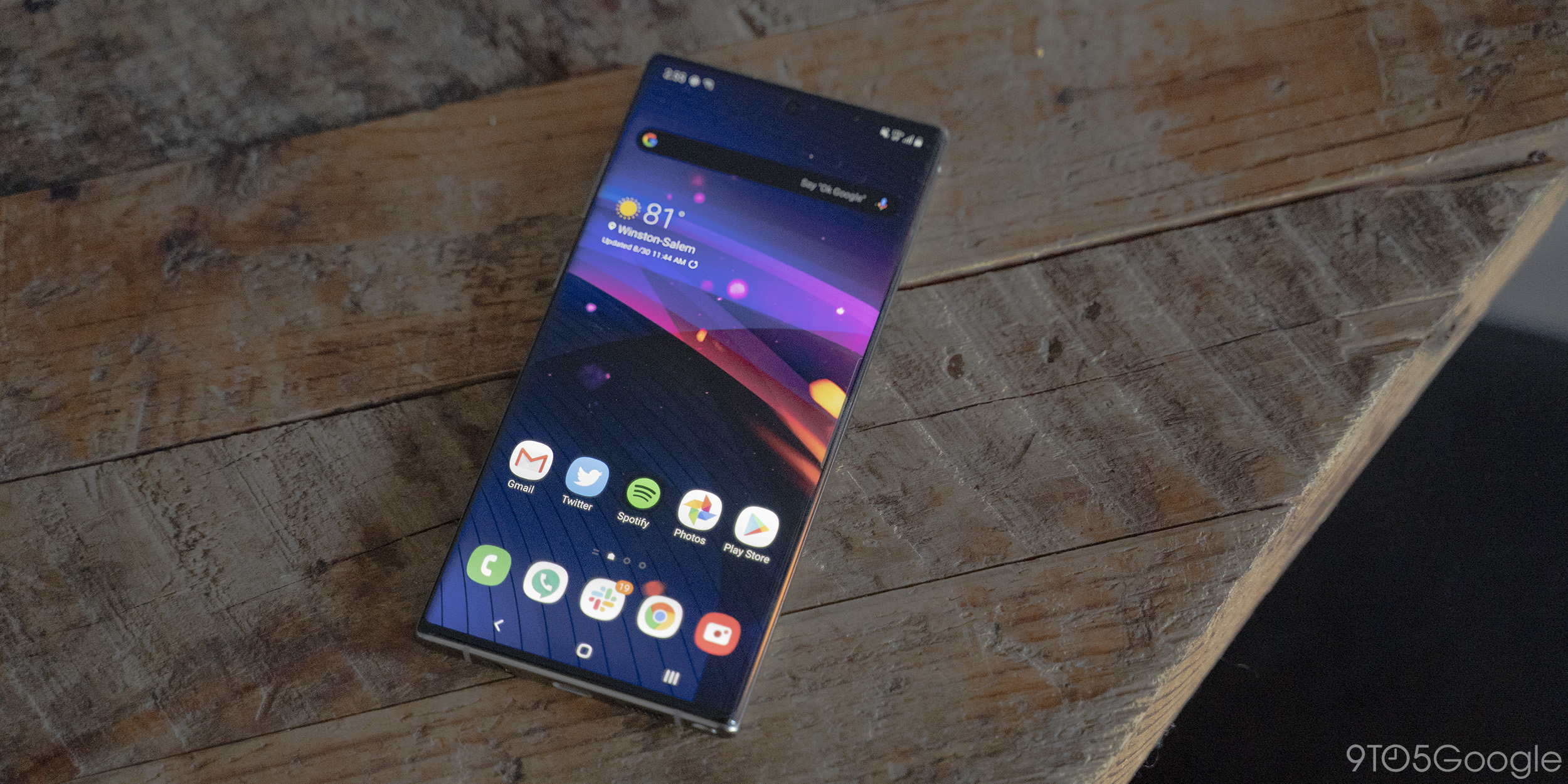 October 2019 security patch now rolling out for Galaxy S10, Note 10