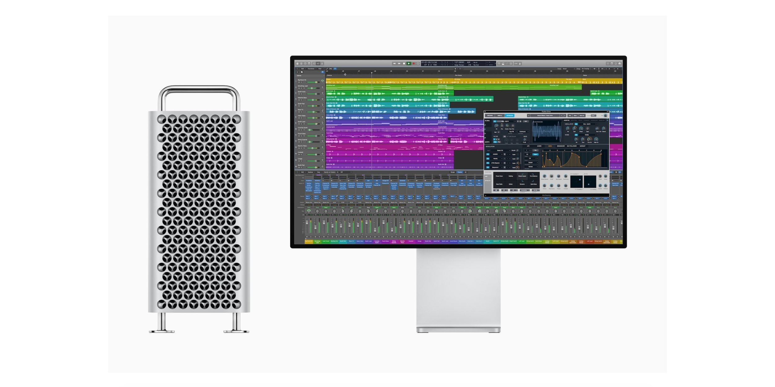 Apple announces Mac Pro and Pro Display XDR available starting in December