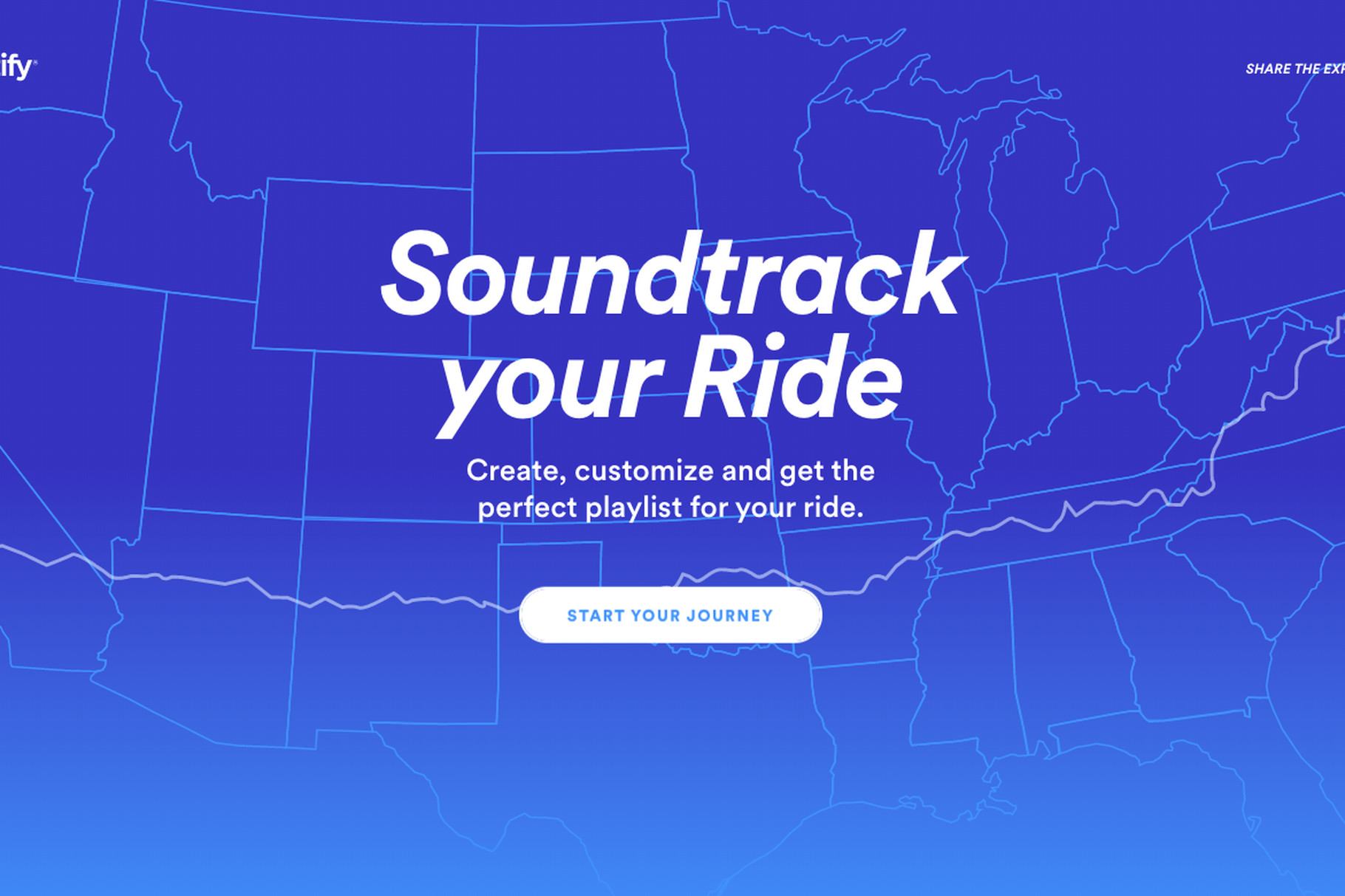 Spotify will now make a road trip playlist for you